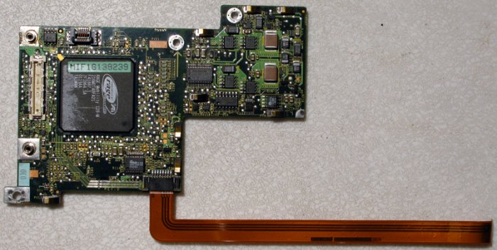 DELL LATITUDE C610 C600 INSPIRON 4000 4100 ATI RAGE VIDEO CARD 8MB 6E287 / 06E287 W/ CABLE