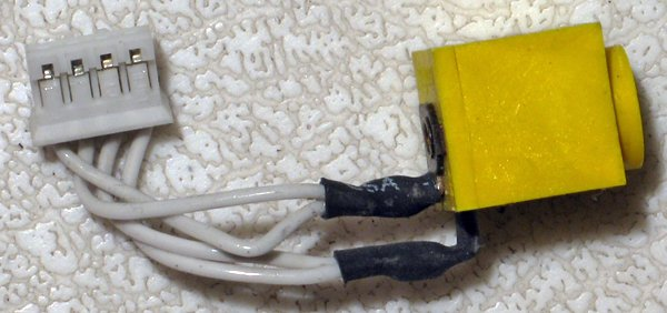 IBM THINKPAD T40 T41 T42 T43 R50 R51 R52E DC POWER JACK
