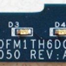 DELL INSPIRON E1505 6400 LED POWER SWITCH DA0FM1TH6D0