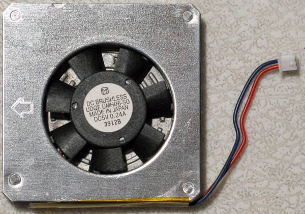 SONY VAIO PCG-GRT250 GRT260G GRT150 GRT170 SECONDARY COOLING FAN UDQFUMH06-S0