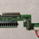 TOSHIBA 1800 1805 BATTERY LED HARD DRIVE BOARD FPGBT3 w/ CABLE
