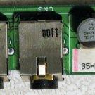 COMPAQ PRESARIO 2700 EV0 N180 AUDIO SOUND JACK BOARD DA0HJ1ABAD6
