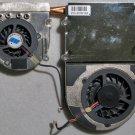 GATEWAY 400SD4 CPU COOLING FAN (DUO) & HEATSINK ASSEMBLY