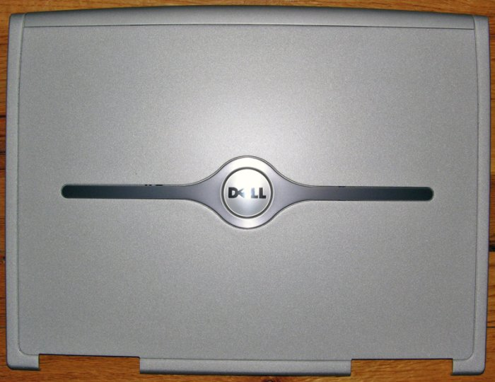 """OEM DELL INSPIRON 9100 15.4"""" LCD BACK COVER C2509 / 0C2509"""