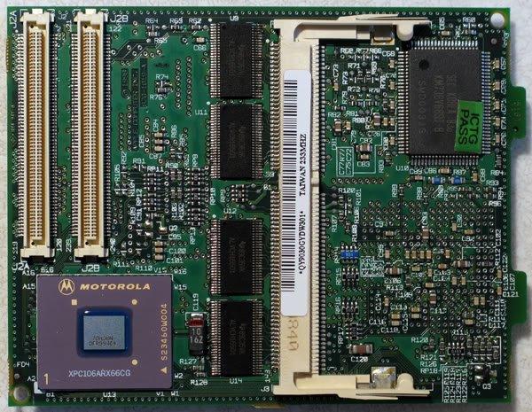 APPLE POWERBOOK G3  WALLSTREET 233MHz CPU 820-1019-A