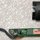 HP PAVILION ZE4200  ZE4600 COMPAQ PRESARIO 2100 2200 NX9010 INFRARED BOARD DAKT7AIR4B7 w/ COVER