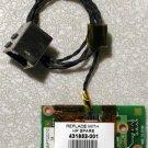 HP PAVILION DV2000 PCI MODEM w/ CABLE & JACK 431852-001