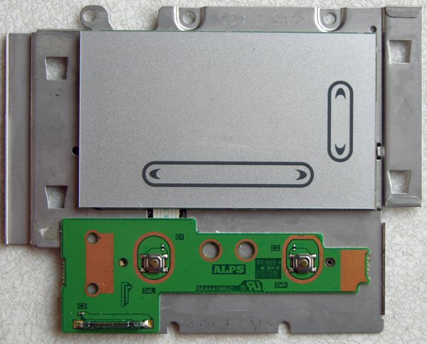 GENUINE OEM DELL INSPIRON 6000 MOUSE TOUCHPAD PK090002Q00R0B