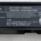 GENUINE OEM TOSHIBA SATELLITE A135 S4227 BATTERY PA3465U-1BRS