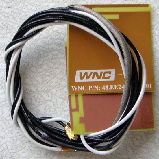TOSHIBA SATELLITE A135 WIRELESS WIFI ANTENNA CABLES 48.EE245.002