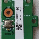 HP PAVILION DV6000 POWER BUTTON BOARD DAAT8ATH8B6 REV B / 33AT8BB0017