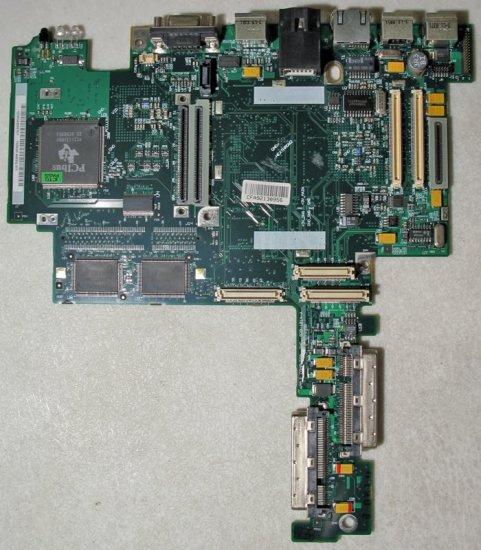 APPLE MAC POWERBOOK G3 WALLSTREET LOGICBOARD 820-0985-B