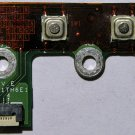 HP PAVILION DV1000 HOTKEY BUTTON BOARD 35CT1AB0004 CE3B