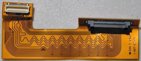 SONY Z1RAP Z1VAP Z1WA DVD CDRW FLEX CABLE 1-687-011-11