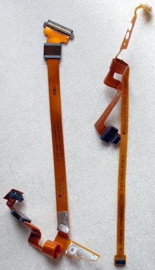 POWERBOOK G3 WALLSTREET LCD FLEX CABLES ASSY 632-0120-A