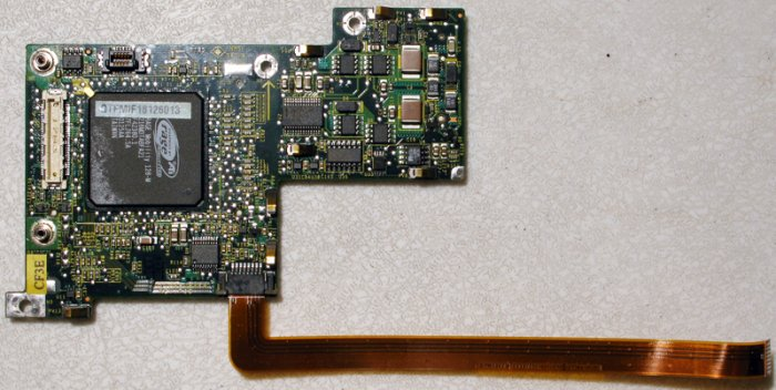 DELL C610 4100 ATI RAGE VIDEO CARD 8MB 6E287 W/ CABLE