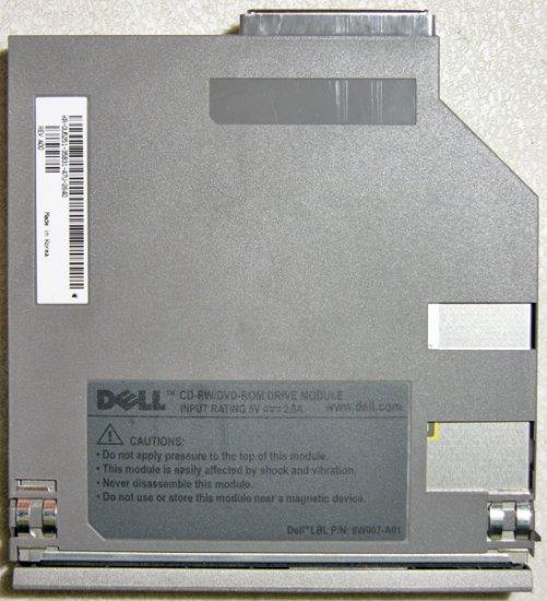 DELL INSPIRON D600 D610 9100 D810 DVD CDRW DRIVE 0U5251