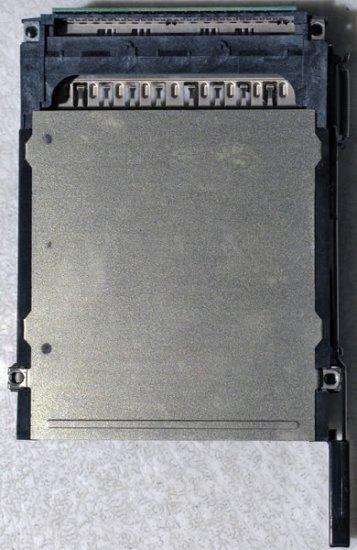 COMPAQ 2100 HP ze4200 ze4400 ze4500 PCMCIA SLOT CAGE