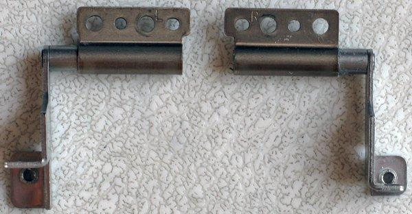 """FUJITSU LIFEBOOK P SERIES P2040 P1120 10.6"""" LCD HINGES"""