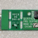 IBM THINKPAD R50 R51 T40 T41 INTERPOSER CARD 91P7427
