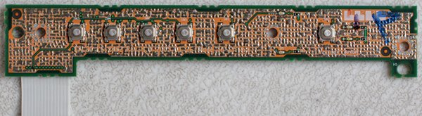 TOSHIBA SATELLITE M35X POWER SWITCH MEDIA BOARD LS-2462