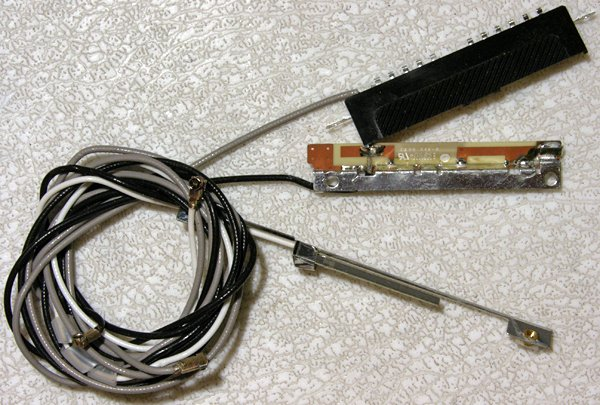 IBM T40 T41 T42 T43 WiFi WIRELESS & BLUETOOTH ANTENNA