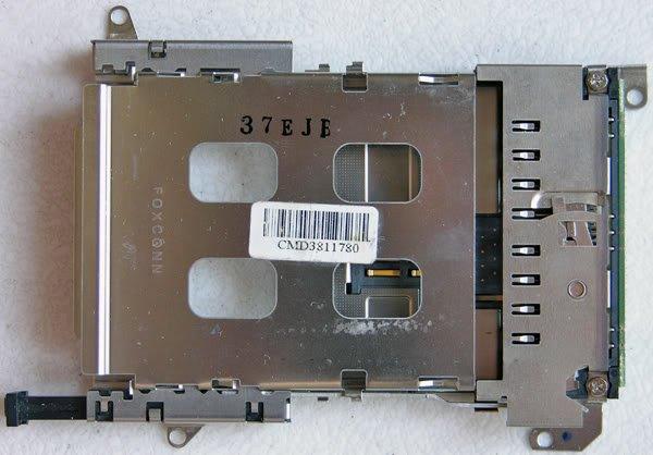 DELL LATITUDE D600 600M PCMCIA SLOT CAGE SMD381178