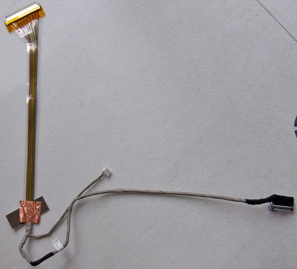 """SONY VAIO VGN-FS920 FS980 15.4"""" LCD CABLE 073-0001-2041"""