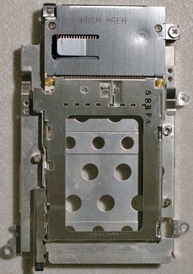 DELL INSPIRON 6000 HD HARD DRIVE / PCMCIA SLOT CAGE