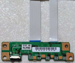 TOSHIBA PORTEGE 3500 3505 INFRARED IR BOARD A5A000410