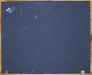 "IBM THINKPAD T41 T42 T43 14.1"" LCD BACK COVER 62P4194"
