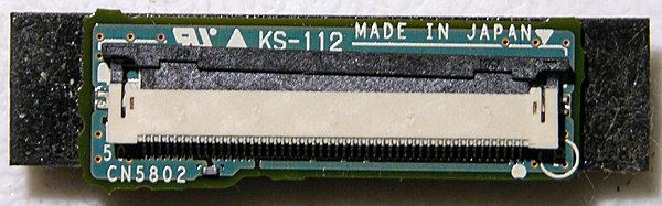 SONY S150 S170P S260 S360P DRIVE CONNECTOR 1-868-010-11