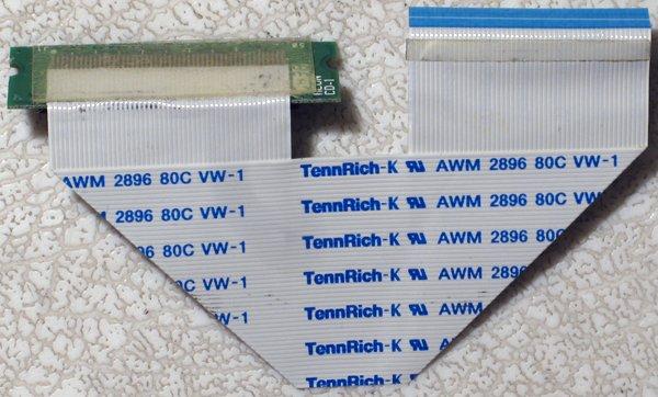 "APPLE MAC iBOOK G4 1.2GHz 12"" DVD CD CDRW DRIVE CABLE"
