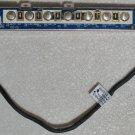 DELL E1705 9400 MULTI MEDIA LED BOARD W/ CABLE LS-2884P