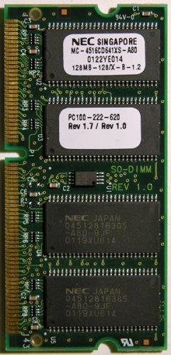 "GENUINE APPLE iBOOK G3 12"" 14"" 128MB RAM PC100 144PIN"