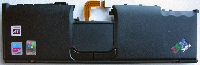 IBM THINKPAD T41 T42 T43 R50 PALMREST TOUCHPAD 41V9151