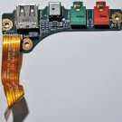 SONY VGN A150 160 A190 USB FIREWIRE AUDIO BOARD CNX 245