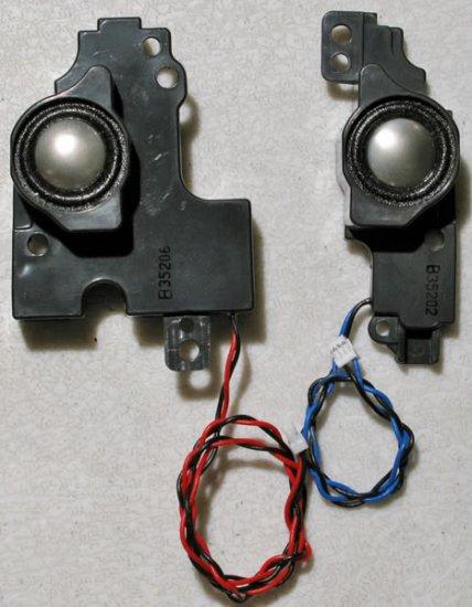 TOSHIBA SATELLITE A10 A15 SPEAKER SET L & R P000377700