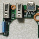 TOSHIBA M40 M45 USB FIREWIRE S-VIDEO PORT V000050500