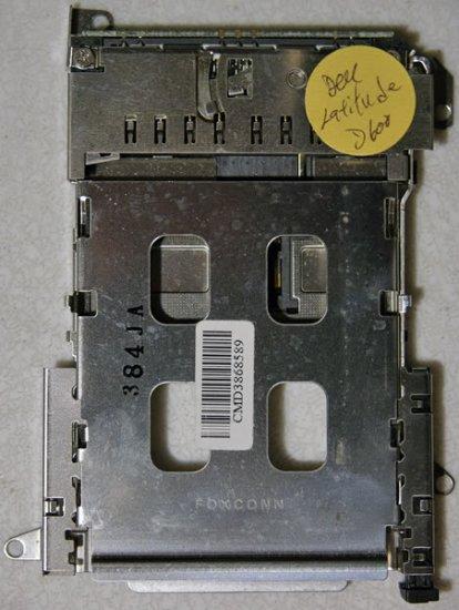 DELL LATITUDE D600 600M PCMCIA SLOT CAGE CMD3868589