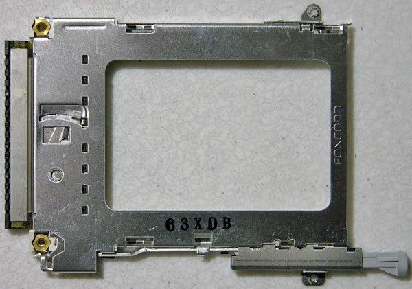 SONY VAIO VGN-FS920 FS960 FS980 FS740 PCMCIA SLOT CAGE