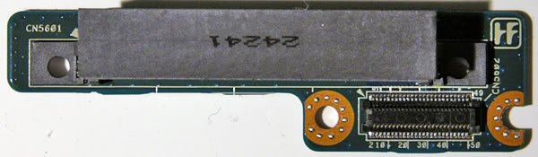 SONY VAIO A150 A160 HARD DRIVE IDE CONNECTOR CNX-247