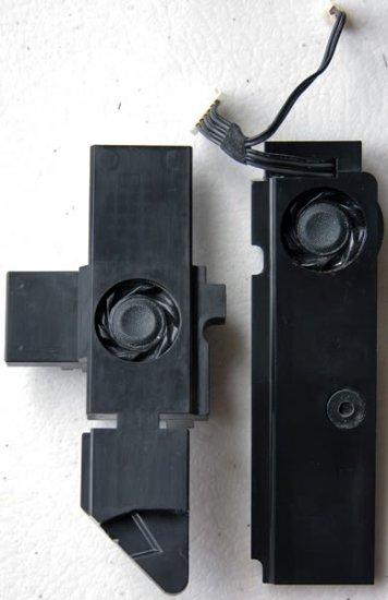 POWERBOOK G4 TITANIUM 667MHz SPEAKERS WITH MIC L & R