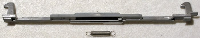 DELL INSPIRON 1501 E1505 6400 LCD COVER LATCH HOOK ASSY