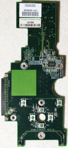 COMPAQ PRESARIO 2700 HARD DRIVE / BATTERY / MOUSE BUTTON BOARD 253935-001