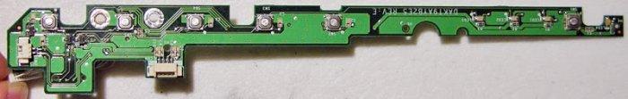 COMPAQ PRESARIO 2100 2200 POWER SWITCH BOARD DAKT9AYB2E5 REV : E