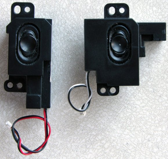 TOSHIBA SATELLITE A135 PK230005N00 PK230005O00 SPEAKERS  LEFT & RIGHT SET