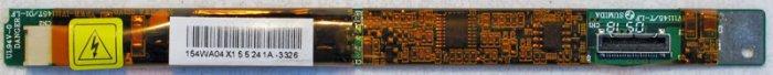 "DELL INPSPIRON 6000 500M 600M 5150 6400 15.4"" LCD SCREEN INVERTER"