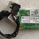 GENUINE OEM HP PAVILION DV4 DV5 DV7 PCI MODEM w/ CABLE & JACK 461749-001