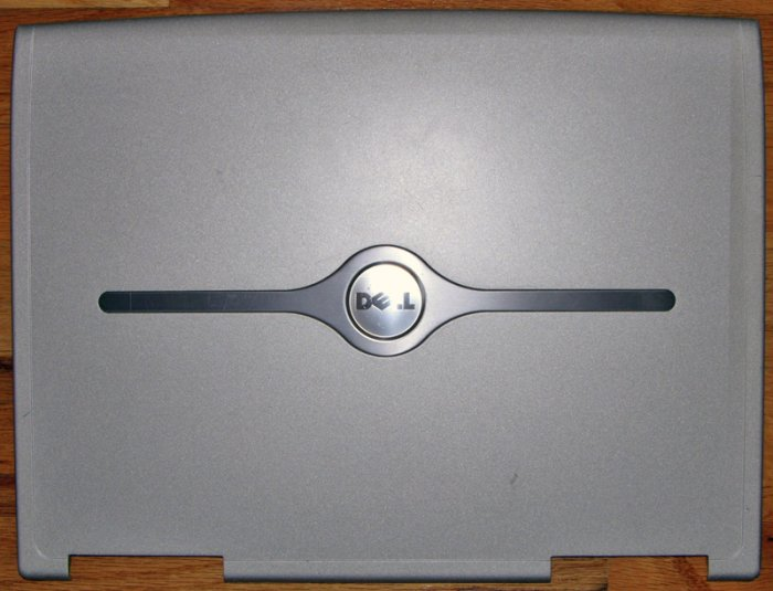 "DELL INSPIRON 8500 8600 15.4"" LCD COVER 2U158 / 02U158"